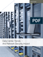 Data Center Trends Network Security