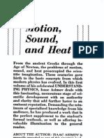 Asimov-Understanding Physics Vol1 Motion, Sound&Heat