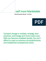 Make Yourself More Marketable