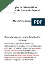 Estrategias de  Matemáticas Adaptadas a la Educación Especial.pptx