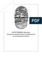 Pacto Federal Argentino