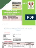 PLANIFICACION ANUAL  DE SEXTO  2017.docx