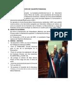 Gobierno de Transición de Valentín Paniagua