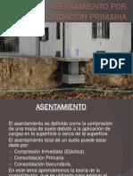 ASENTAMIENTO POR CONSOLIDACIÓN PRIMARIA.pptx
