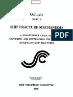 Ssc 337 Ship Fracture Mechanisms Investigation Part2