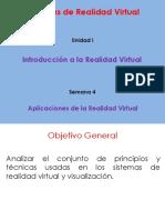 S04 - 1 Aplicaciones de La Realidad Virtual