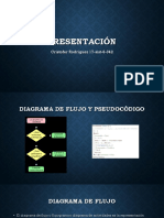 Expo de Diagrama de Flujo y....