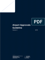 Airport Approvals Guideline 0