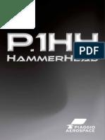 THE P.1HH HAMMERHEAD UAS