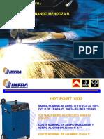 Hotpoint 1500 y Proceso