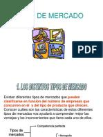 4_Tipos de Mercados