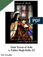 Saint Teresa of Avila, by Father Hugh Kelly SJ
