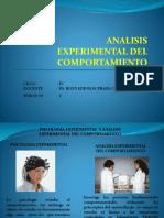 Ps.experimental -Condicionamiento Clasico