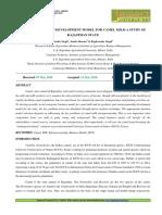 17. Formt - App- Entrepreneurship Development Model for Camel Milk-A Study of Rajasthan State