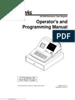 er350ii manual para caja registradora
