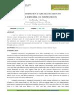 22. App - Population Composition of Campanulotes Bidentatus Compar