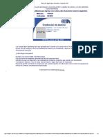 Forma de Registro Para El Acceso a Cursos de CCA