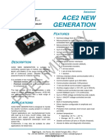 Aflzp0ba (Ace2 New Generation Datasheet) Preliminary
