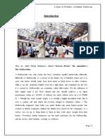 A Study on Workflow of Mumbai Dabbawala by Nikhil Mani