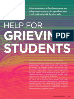 Grieving Students
