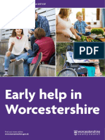 Early Help in Worcestershire