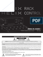 Helix Rack and Control Rev A - Spanish .pdf