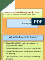 Chapter 4(Training)