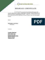 GRAMMARIAN Certification