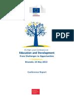 Educ Conf Final Report