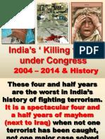indias killing fields