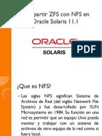 NFS Sistema de archivos en red