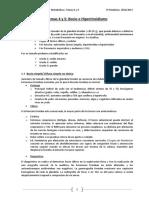 Tema 4 y 5. Bocio e Hipertiroidismo