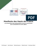Les parlementaires PCF des Hauts-de-France veulent remettre un plan d'urgence à l'Élysée