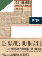 Os Navios Do Infante - Jaime Martins Barata