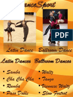 English for DanceSport