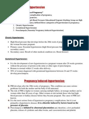 NCM - Pregancy Induced Hypertension | Hypertension | Pregnancy