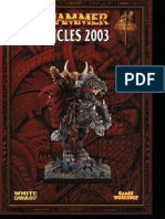Manuscritos de Altdorf 2 2002 en (Chronicles 2003)