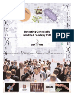 Detecting Genetically Modified Foods by Pcr