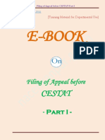 CESTAT - Legal Provisions -Book No.01.pdf