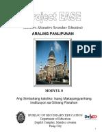 Modyul 08 - Ang Simbahang katoliko Isang Makapangyarihang In.pdf