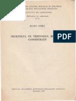 E.comsa, Neoliticul. Mestesuguri