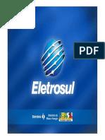 8- ELETROSUL GONZALO Padronização Do Sistema Eletrosul Das n