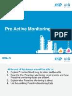 ESP Pro Active Monitoring