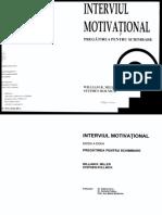 Interviul motivational - Pregatirea pentru schimbare.pdf
