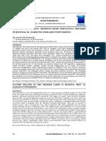 Faktor-faktor Yang Mempengaruhi Persalinan Preterm Di Rsud Prof. Dr. Margono Soekarjo Purwokerto