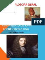 O inatismo de Locke