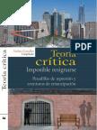 Stefan Gandler (Hrsg.), Teoría crítica