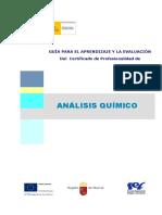 MANUAL - Guía de aprendizaje y evaluación del certificado de profesionalidad de análisis químico.pdf