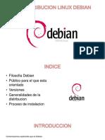 DISTRIBUCION LINUX DEBIAN.pptx
