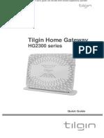 QuickGuide 13650030 HG2300-Ver C WEB